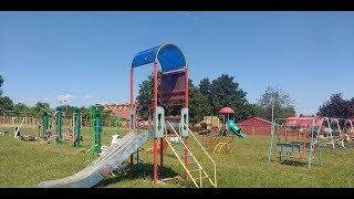Детская Площадка Нефтегорск, небольшой обзор