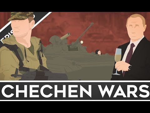 Feature History - Chechen Wars (2/2)