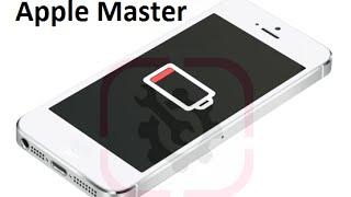 iPhone 5s замена батареи своими руками.