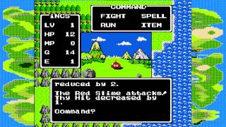Dragon Warrior Part 1: 8-Bit Satisfaction