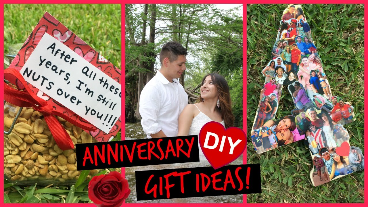 Anniversary Diy Gift Ideas Youtube