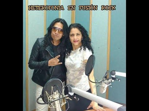 RUTH MILCA- HETEROFONIA entrevista en FUSIÓN ROCK en RADIO MEXIQUENSE