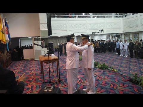 Zaiful Bokhari Resmi Dilantik Menjadi Bupati Lampung Timur