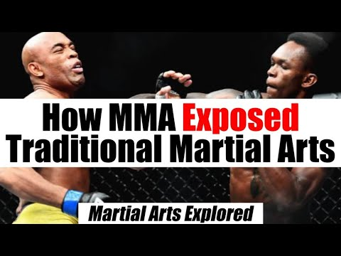 How MMA Exposed Traditional Martial Arts | Martial Arts Explored