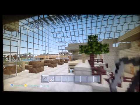 Arden Hills Club Minecraft Replica Build- Bill Sirloin #1