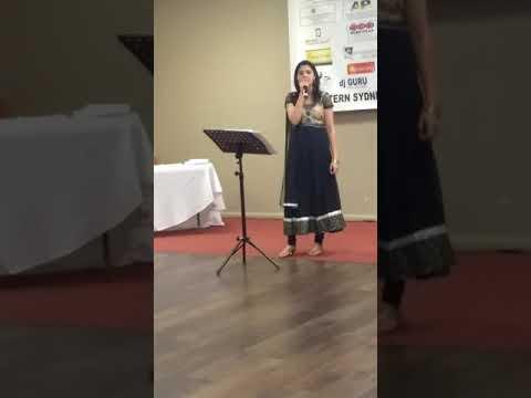 Singing Pyar karnewale by Shweta Joshi