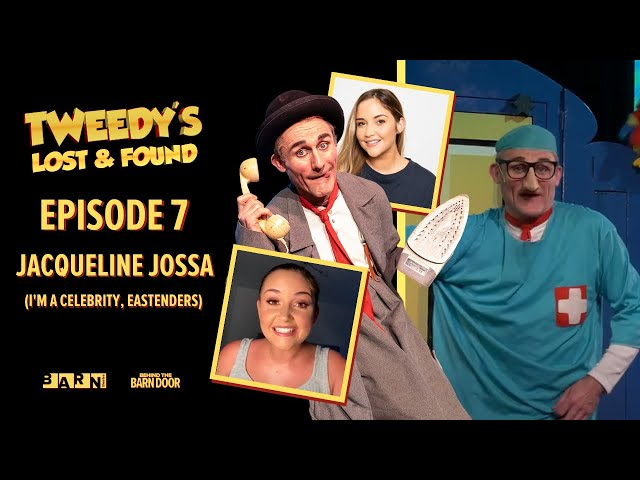 Tweedy's Lost & Found Episode 7 with Jacqueline Jossa | Clown | Children's Theatre