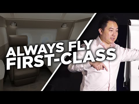 This is the MAIN REASON you should fly first class | John Lee