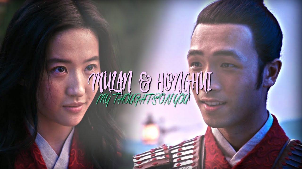 "Download Mulan + Honghui | ""She The Best Warrior Amongst Us"""