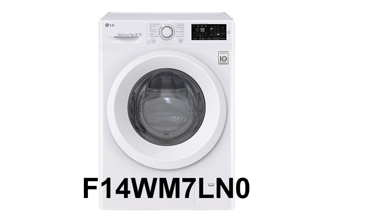Waschmaschine Lg Electronics F14wm7ln0 A 30 Inverter Direct Drive 6 Motion