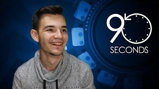 90 SECONDS w/ GP