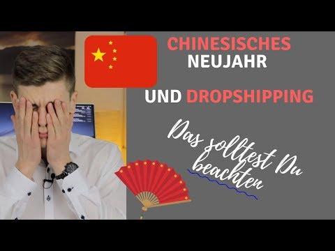 Dropshipping Und Das Chinesische Neujahr - Was Du Wissen Solltest
