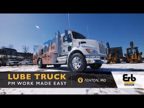 ERB Equipment   Lube Truck
