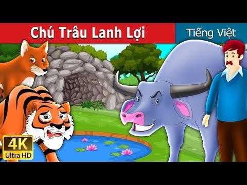 Chú Trâu Lanh Lợi  Chuyen co tich  Truyện cổ tích việt nam