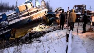 Смотреть видео транспортная компания в Усинске