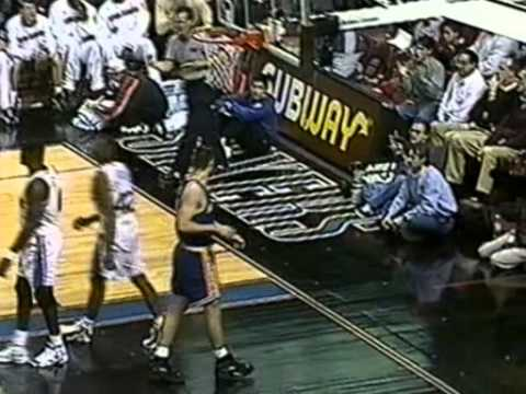 Jerry Stackhouse Tomahawk Poster on Todd Fuller