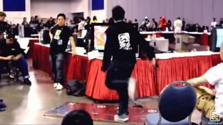 Fanime 2010 | DDR Freestyle / Richard Che - Breakdown ( HD )