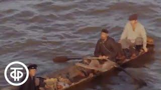 Мужество. Серия 3. Советский сериал о строительстве Комсомольска-на-Амуре (1981)