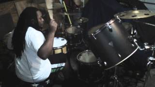Rick Ross - Diced Pineapples ft Wale & Drake | Drum cover