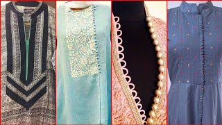 50+ Neck designs for simple casual wear dresses/kameez/blouses/frocks
