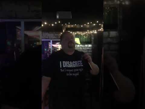 'Creep' by: Radiohead/ Karaoke at: 'The Tav' Bar & Grill - Phoenix, AZ. Saturday, 06/02/2018