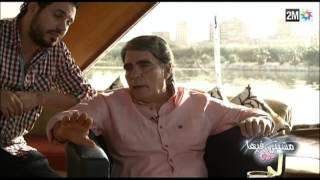 """محمود الجندي ضحية برنامج """"مشيتي فيها"""""""