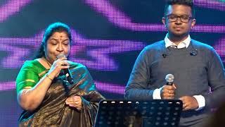 Thoda Thoda Malarnthathu-ks Chitra Maa Awesome Whistling By Nikhil Mathew