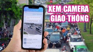 Hướng dẫn cách xem trực tiếp camera giao thông thành phố Hồ Chí Minh