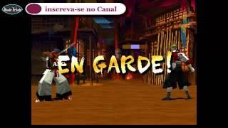 Samurai Shodown: Warriors Rage PS1 (Gameplay)