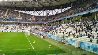 Фанаты Ротора на матче Ротор — Спартак!!!⚡