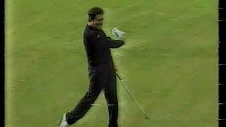 Seve Ballesteros. Final round.Turespana Open de Baleares.1992.
