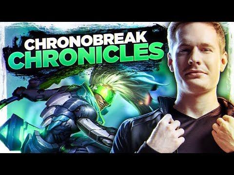 Broxah   Ekko Jungle: CHRONOBREAK CHRONICLES