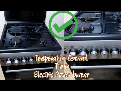 Download How to use an Electric Cooker/Oven. Learn the basics//Mika 3G+1E
