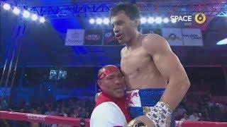 Julio Cesar Chavez jr vs Evert Bravo - Completa. ultima del junior 10 agosto 2019
