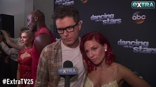 Bobby Bones & Sharna Burgess Talk 'Emotional' Night on 'DWTS'