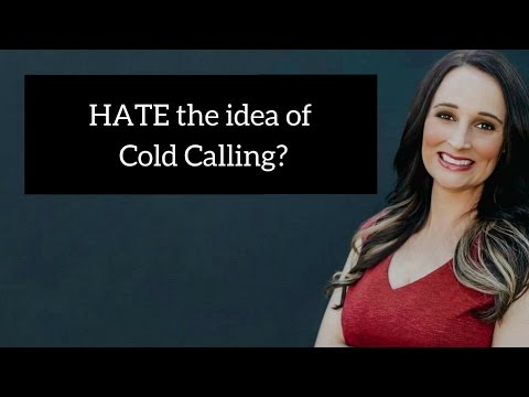 Legal Nurses: Hate the Idea of Cold Calling Attorneys?