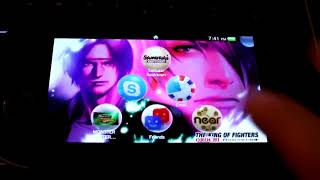 Install TN V on UNO Exploit, PSP Theme XMB Emulator!!!