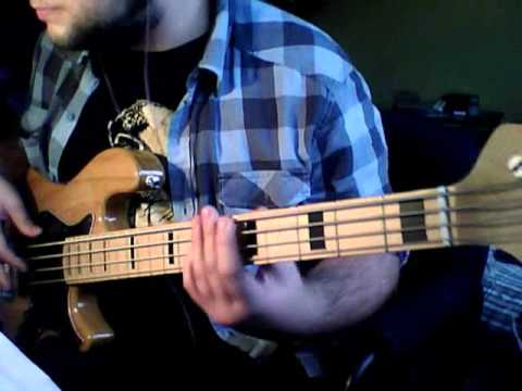The Mars Volta - Roulette Dares [Bass Cover]
