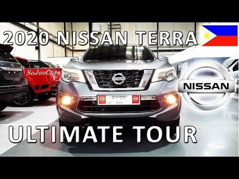 Tera Review 2020.2020 Nissan Terra Vl 4x4 Ultimate Review Youtube