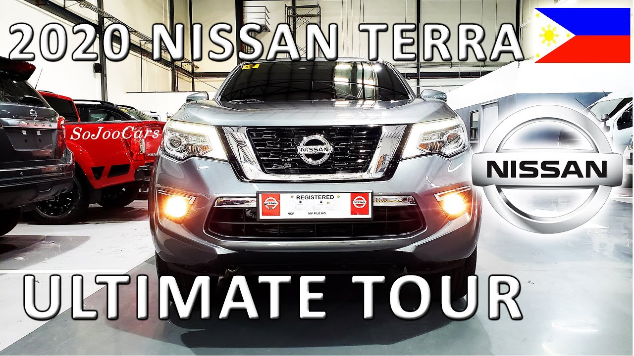 2020 Nissan Terra Vl 4x4 Ultimate Review Youtube