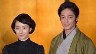 波瑠さんがヒロインを務めるNHK連続テレビ小説(朝ドラ)「あさが来た」...
