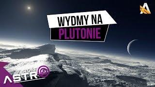 Na Plutonie odnaleziono wydmy - AstroShort