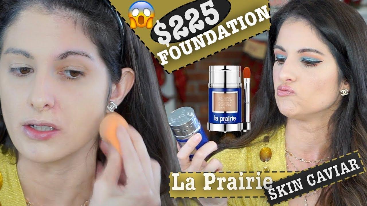 Get La Prairie Foundation Warm Beige Gif