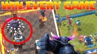 HOW TO WIN EVERY GAME ON CLASH ROYALE! 9 AMAZING TIPS!