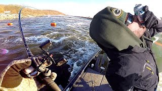 Spillway Fishing Challenge w/ My NEW ASSISTANT!!