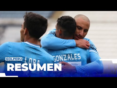 AD Cantolao Sporting Cristal Goals And Highlights