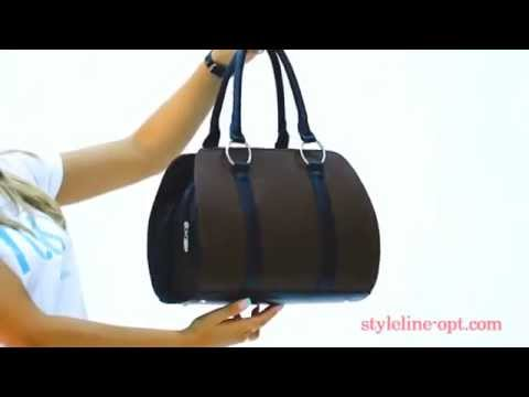 4153bc0c23f6 Style Line женские сумки оптом от производителя Украина - YouTube