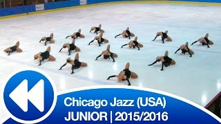 chicago jazz junior usa short 2015 2016