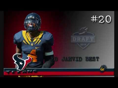 2010 NFL Mock Draft
