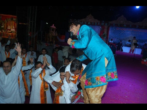 """उनसे तो प्यार है हमसे तकरार है.. Unse To Pyar Hai | Jain Bhajan 2018 | Vicky D Parekh Live Nakodaji"
